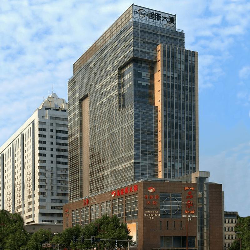 南京通服大(da)廈