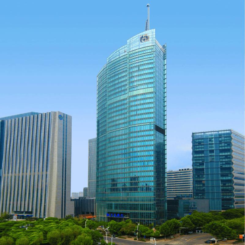 交通銀(yin)行新營業辦公大(da)樓